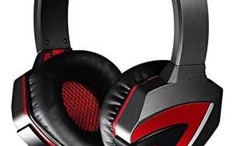 Headset A4Tech Bloody G501, 7.1 (G501) černý/červený