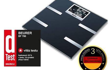 Osobní váha Beurer BF700 nerez + Doprava zdarma