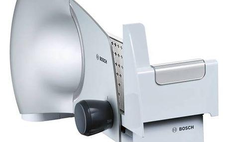 Kráječ Bosch MultiCut MAS6151M stříbrný + Doprava zdarma