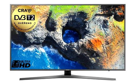 Televize Samsung UE65MU6452 titanium + Doprava zdarma