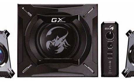 Reproduktory Genius SW-G2.1 2000 (31731055100) černá