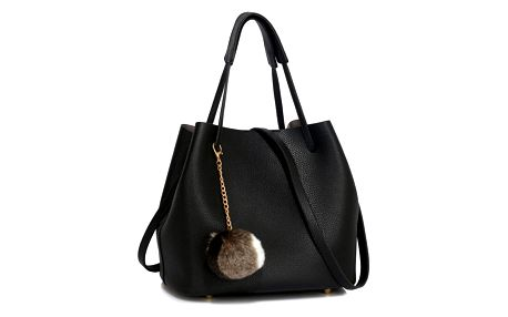 Dámská černá kabelka Boobi 190