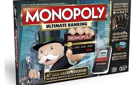 Monopoly E-Banking 2016 česká verze Hasbro