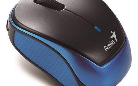 Myš Genius Micro Traveler 9000R V3 (31030132101) černá/modrá