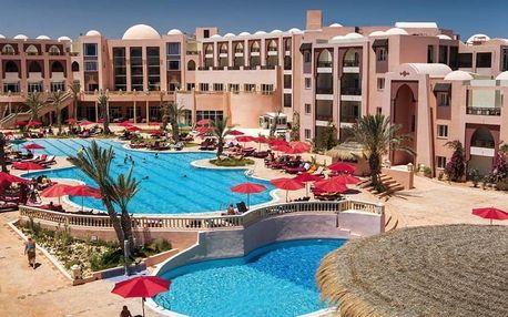 Tunisko, Zarzis, letecky na 8 dní