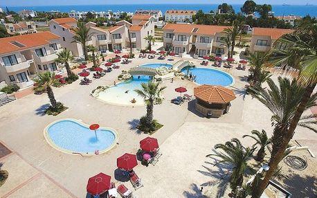 Kypr, Larnaca, letecky na 8 dní