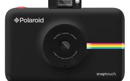 Digitální fotoaparát Polaroid SNAP TOUCH Instant Digital (POLSTB) černý + Doprava zdarma