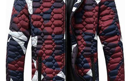 Pánská zimní bunda Armanno - 3 barvy