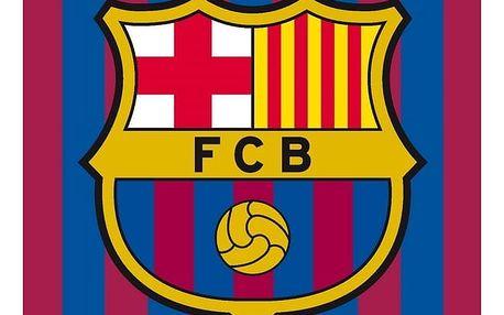 Jerry Fabrics Osuška FC Barcelona Stripes 2015, 75 x 150 cm