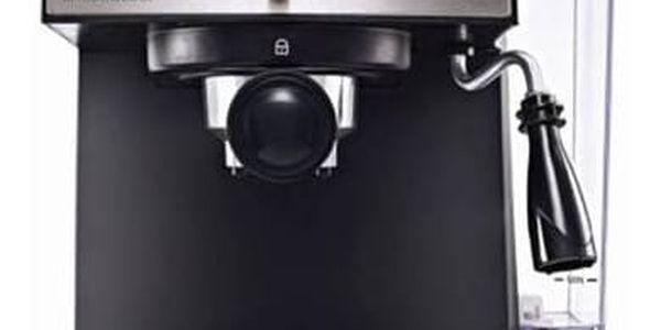 Espresso Electrolux Easypresso EEA111 černé/nerez + Doprava zdarma