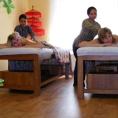 Půlhodinová masáž zad a šíje nebo hodinová masáž dle Vašeho výběru v Hradci Králové.