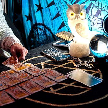 Výklad minulých životů pomocí karmických karet, které utvoří astrologicko - esoterický obraz.