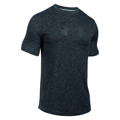Tričko Under Armour Sportstyle Branded Tee Černá