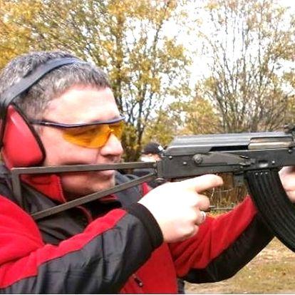 Zážitek na střelnici, vyberte si střelecký balíček a užijte si skvělou zábavu.