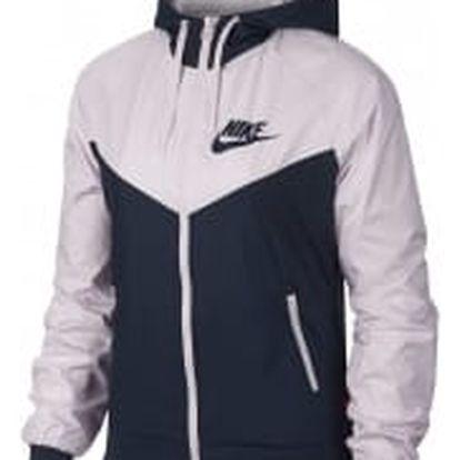 Dámská bunda Nike W NSW WR JKT OG | 904306-682 | Bílá, Modrá | S