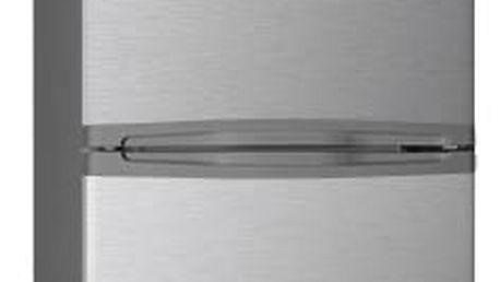 Kombinace chladničky s mrazničkou Goddess RCD0147GX9 nerez + DOPRAVA ZDARMA