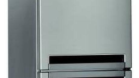 Kombinace chladničky s mrazničkou Whirlpool BLF 9121 OX nerez + Doprava zdarma