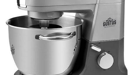 Kuchyňský robot ETA Gustus 0128 90000 šedý + Doprava zdarma