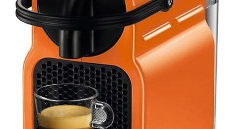 Espresso DeLonghi Nespresso Inissia EN80O oranžové