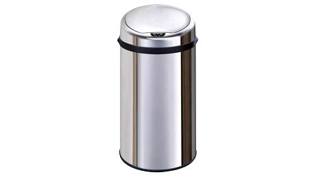 Bezdotykový odpadkový koš Iqtech Exclusive 30 l nerez/chrom + Doprava zdarma