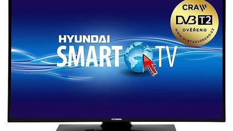 Televize Hyundai HLN 32TS343 SMART černá + DOPRAVA ZDARMA