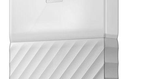 "Externí pevný disk 2,5"" Western Digital 1TB (WDBYNN0010BWT-WESN) bílý"