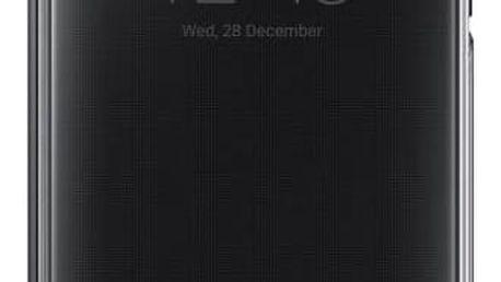 Pouzdro na mobil flipové Samsung Clear View pro Galaxy A5 2017 (EF-ZA520C) (EF-ZA520CBEGWW) černé