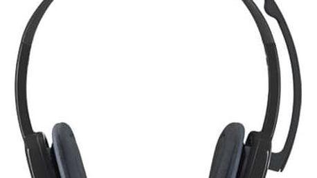 Headset Logitech H151 (981-000589) + Doprava zdarma