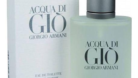 Giorgio Armani Acqua di Gio Pour Homme toaletní voda pánská 200 ml + Doprava zdarma