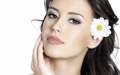 Ošetření pleti 1+1 zdarma - barvení řas a obočí, čistění ultrazvukovou špachtlí, vakuová masáž aj.