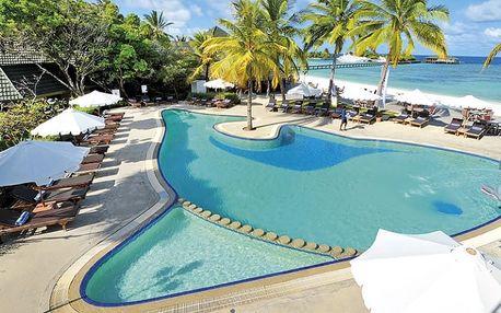 Maledivy, Severní Atol Male, letecky na 10 dní polopenze