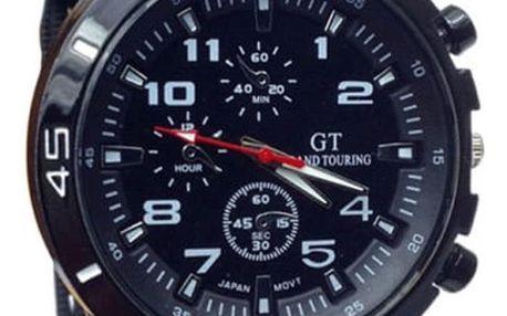 Pánské hodinky ve sportovním stylu - 6 barev