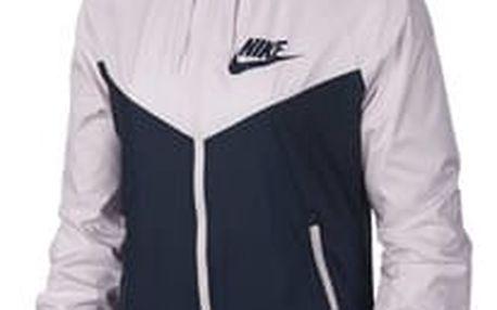 Dámská bunda Nike W NSW WR JKT OG   904306-682   Modrá, Bílá   S