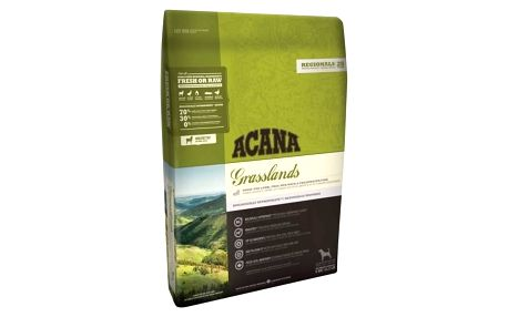 Granule Acana Dog Grasslands 11,4 kg + Doprava zdarma