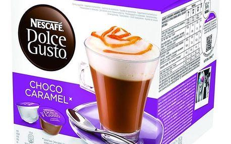 Kapsle pro espressa Nescafé Dolce Gusto CHOCO CARAMEL