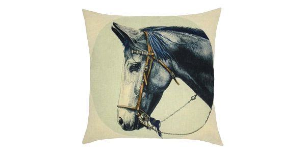 Povlak na polštář - kůň