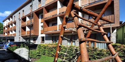 Apartmány Via Jasná