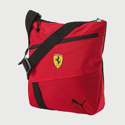 Taška Puma Ferrari Fanwear Portable Rosso Corsa-Pum Červená