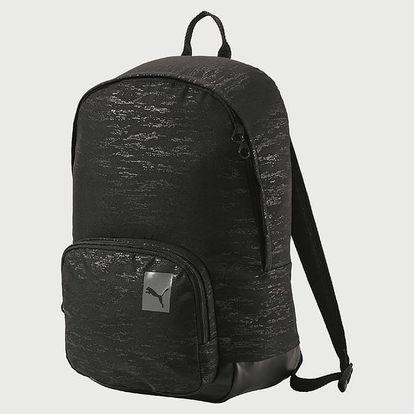 Batoh Puma Prime Lux Backpack Black Černá
