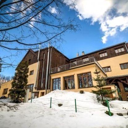 Jizerské hory: wellness a polopenze