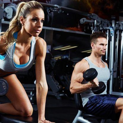 Privátní permanentky do moderního fitness