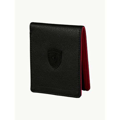 Peněženka Puma Ferrari Ls Wallet M Black Černá