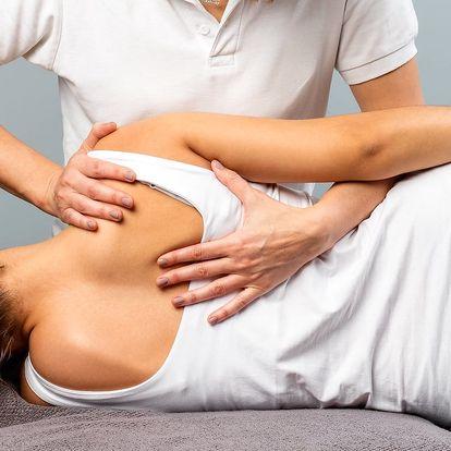 Cílená fyzioterapie včetně vstupního vyšetření
