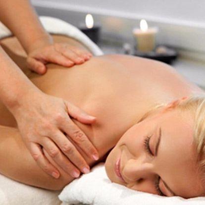 Permanentka na tři relaxační masáže v délce 30 minut