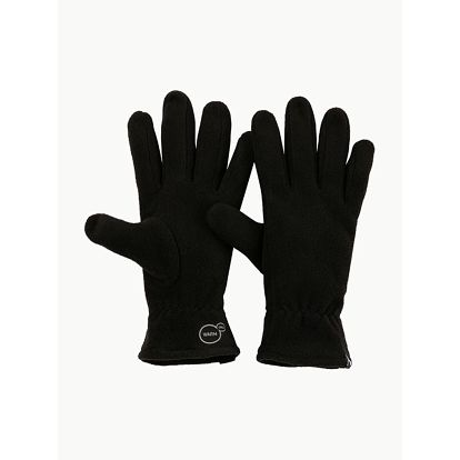 Rukavice Puma Fleece Gloves Black Černá