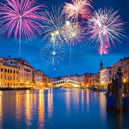 Silvestr v Benátkách včetně prohlídky města: výlet pro 1 osobu