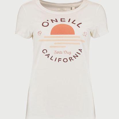 Tričko O´Neill LW Sunset Logo T-Shirt Bílá