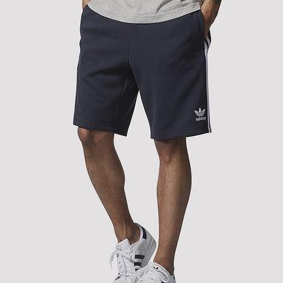 Kraťasy adidas Originals SST SHORTS Modrá