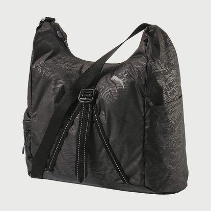 Taška Puma Fit AT Hobo Bag Černá