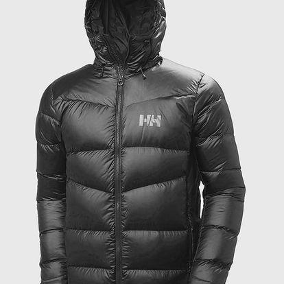 Bunda Helly Hansen Vanir Icefall Down Jacket Černá